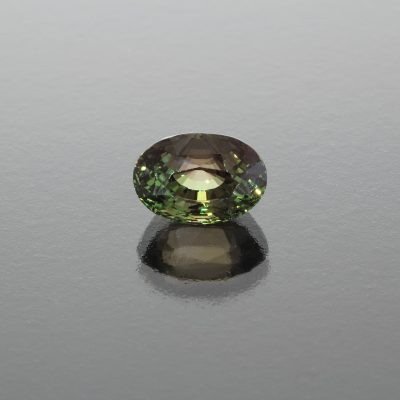 Alexandrite Oval 6.12 Carats - front