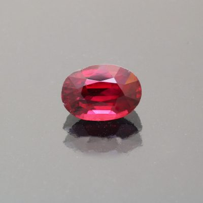 Ruby oval 2.01 cts